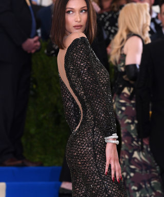 Bella Hadid's Met Gala Look Is the Ultimate Breakover