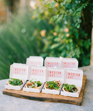 Creative Food & Drink Pairings to Keep Your Wedding Reception Unique