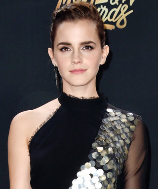 The Powerful Symbol You Might've Missed on Emma Watson's MTV Awards Dress