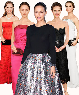 Natalie Portman's Stylist Breaks Down Her 10 Best Red Carpet Looks Ever