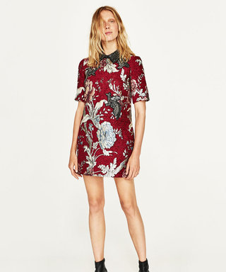 This Red Carpet-Worthy Zara Dress Is £69. We Predict A Sell-Out.