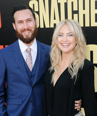 Kate Hudson and Danny Fujikawa Are Totally Chill About Red Carpet PDA