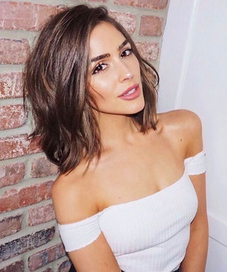 This Is Exactly How Olivia Culpo Gets Her Voluminous Bob