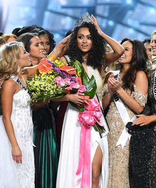 Miss D.C. Kára McCullough, a 25-Year-Old Chemist, Is Crowned Miss USA