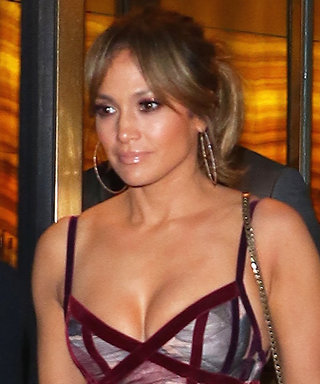 Jennifer Lopez's Date Night Look = Major Va-Va-Voom