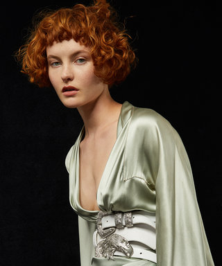 Kanye West's Protégé Kacy Hill Is Ready for Her Close-Up