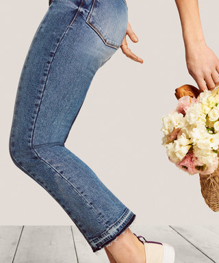 The Perfect Vintage Jeans Have Arrived—and They're Under $100