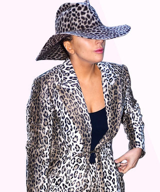 Lady Gaga Makes a Case for Head-to-Toe Leopard