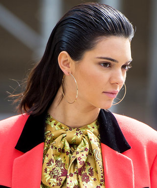 This One Product is The Key to Kendall Jenner's Slicked-Back Hairstyles
