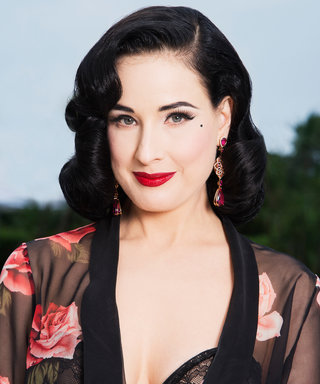 Dita Von Teese on the Fetish Heels That Inspired Her Career