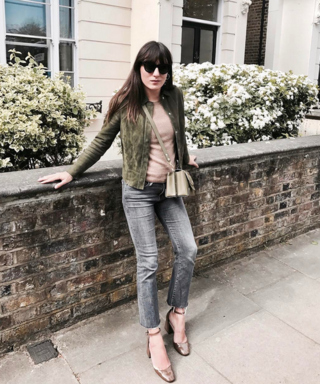 Brit Fashion Blogger Katherine Ormerod On How To Wear Skinny Jeans And Look Utterly Chic