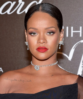 Rihanna Dripped in Diamonds to Launch Her Chopard Jewelry Line in Cannes