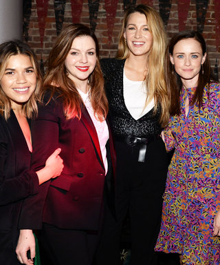 Traveling Pants BFFs Celebrate America Ferrera's Pregnancy with Adorable Photo