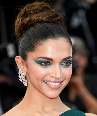 Daily Beauty Buzz: Deepika Padukone's Emerald Eyeshadow