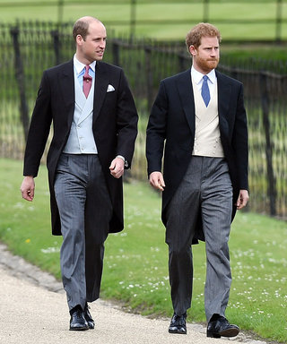"William and Harry Say Diana Was ""One of the Naughtiest Parents"""