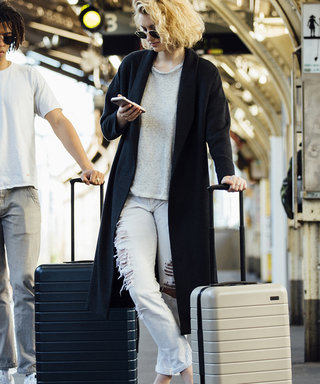 Look As Fresh As An A-Lister In Arrivals, With This Hot New Luggage Brand