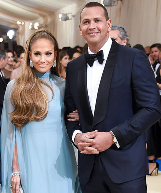 J.Lo and A-Rod Had the Cutest Lunch Date