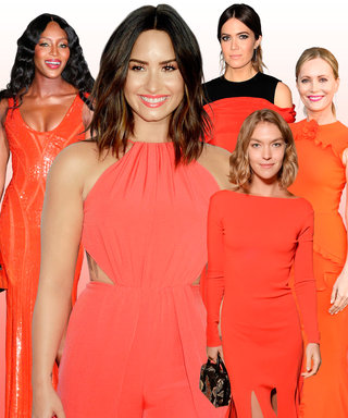 This Is How You Wear Bright Orange