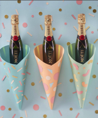 Drop Everything, Moët Champagne Now Comes In A Six-Pack