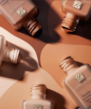 Prepare To Lose Your Sh*t... Estee Lauder Just Launched A New Double Wear Foundation