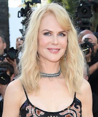 You Have to See Nicole Kidman's Unexpected Cannes Look