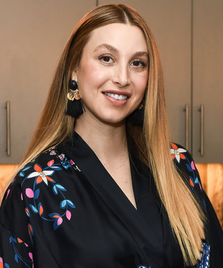 Whitney Port Gets Real About Pregnancy Insecurities