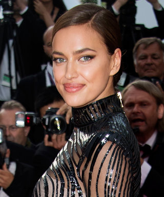 Irina Shayk Wore TWO See-Through Dresses at Cannes in One Day