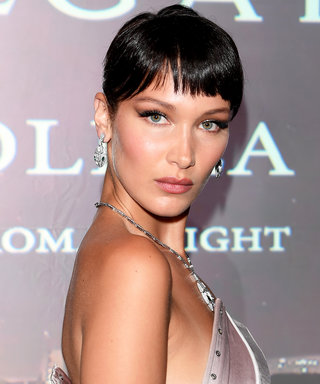Bella Hadid Sends Rome into a Frenzy with One Show-Stopping Look