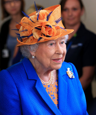 Queen Elizabeth Pays a Visit to Victims of the Manchester Bombing at the Hospital