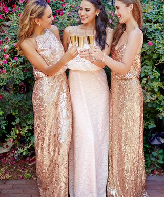 How to Choose Flattering Dress Colours for Your Bridesmaids