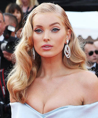 Elsa Hosk Is an Old Hollywood Cinderella at Cannes