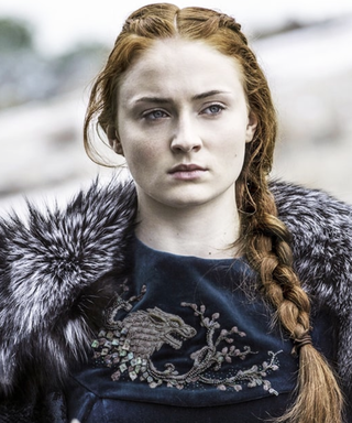 "Sophie Turner Credits Game of Thrones as Her ""Sex Ed"""