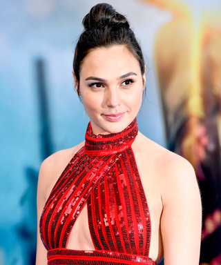 Gal Gadot Is So Ready for Golden Globes