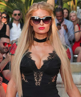 When Philipp Plein Brought Paris Hilton and a Pink Carpet to Cannes