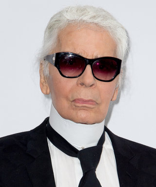 Karl Lagerfeld Has a New Beauty Collection in the Works