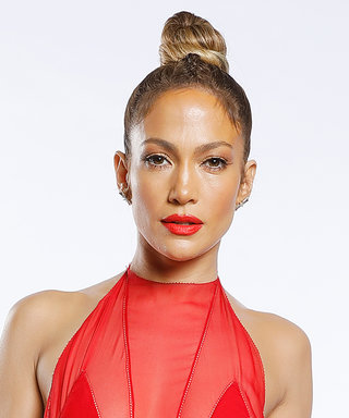 Jennifer Lopez Radiates in Red During the World of Dance Premiere