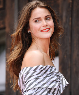 Daily Beauty Buzz: Keri Russell's Red-Orange Lipstick