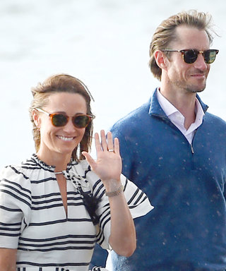 Pippa Middleton Arrives in Sydney for Her Honeymoon with James Matthews
