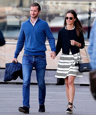 Of Course, Pippa Middleton's Found The Perfect Honeymoon Dress...