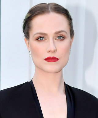 See Evan Rachel Wood's Sexy Suit Look