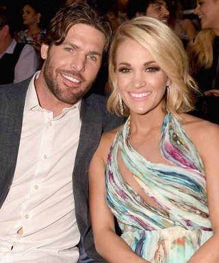 "Carrie Underwood's Birthday Message For Husband ""Handsome Hunk"" Mike Fisher is Too Cute"