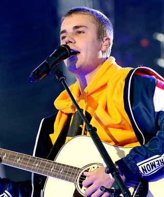 Justin Bieber Donates His Personal Hockey Stick to Benefit the ManchesterBombing Victims
