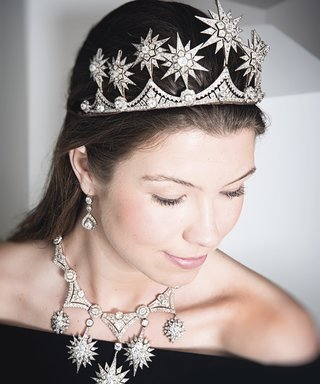 This Stunning Victorian Tiara Could Be Your Own Personal Princess Crown