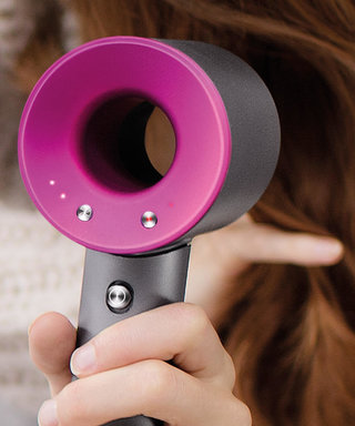 Take One Dyson Supersonic Hairdryer: Try Two Super Easy Hair Looks