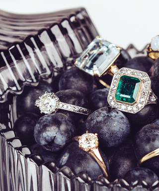 This Vintage Bling Will Make Him Want to Put a Ring On It