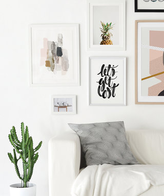 How to Build the Perfect Gallery Wall in 7 Easy Steps