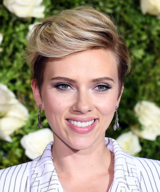 Photo Evidence That Scarlett Johansson Has Always Been Gorgeous