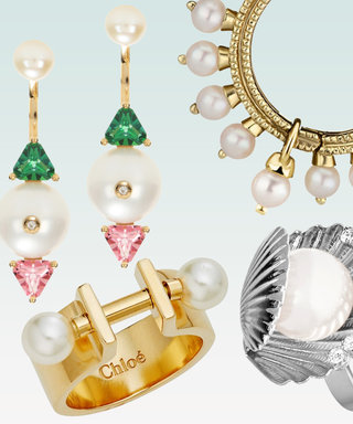 These 10 Must-Have Pieces are Not Your Mother's Pearl Jewelry