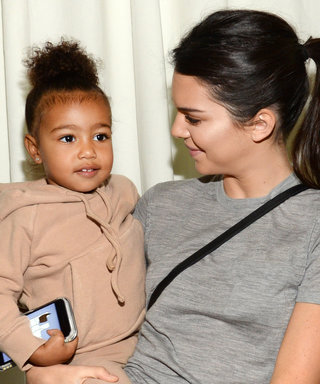 Kendall Jenner's Birthday Gift to North West Celebrates Science