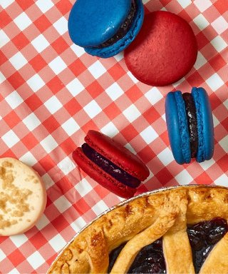 Red, White and Blue Desserts to Order Now for the 4th of July